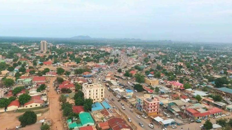 اكبر 10 مدن في جنوب السودان