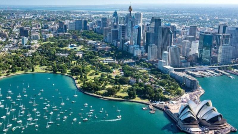 أكبر 10 مدن في أوقيانوسيا