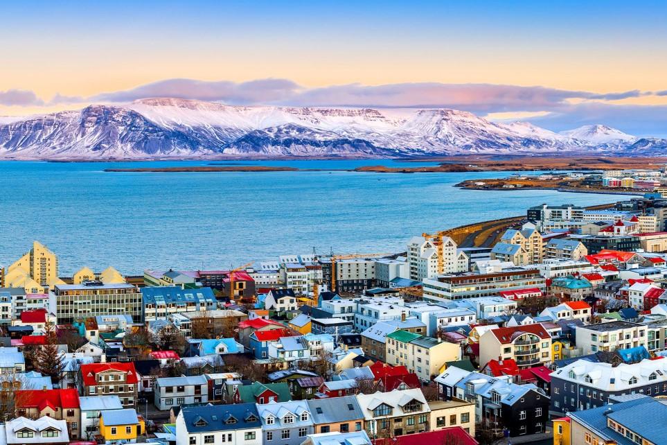 أكبر 10 مدن في أيسلندا انا مسافر
