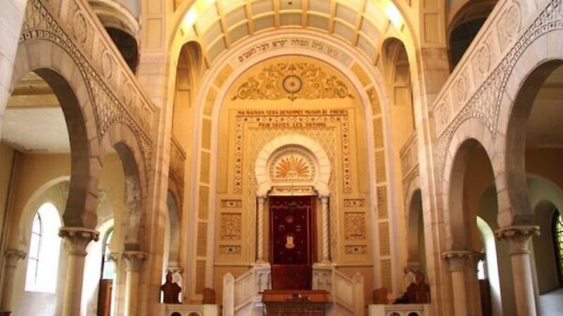 أقدم المعابد اليهودية في العالم