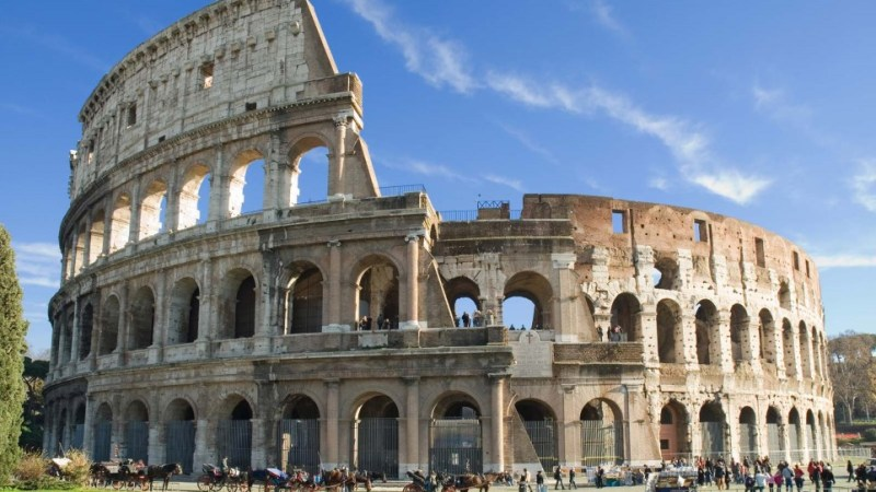 أكثر 10 وجهات زيارة من السياح في دولة ايطاليا