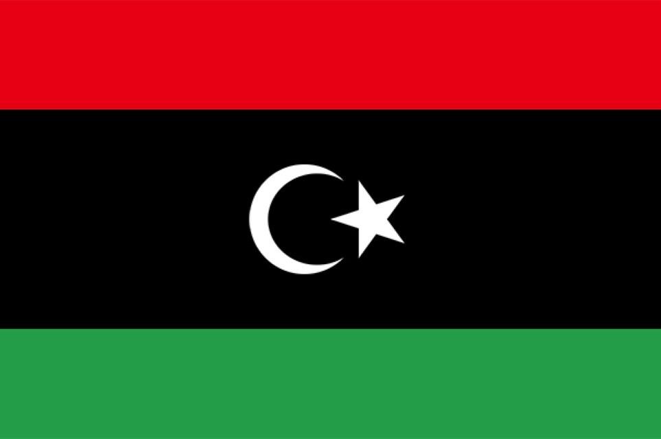 ما هو علم دولة ليبيا؟