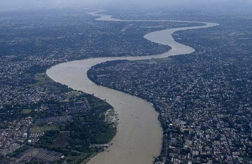 أطول الأنهار في دولة الهند