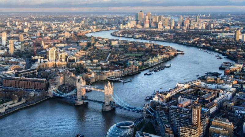 أطول الأنهار في المملكة المتحدة