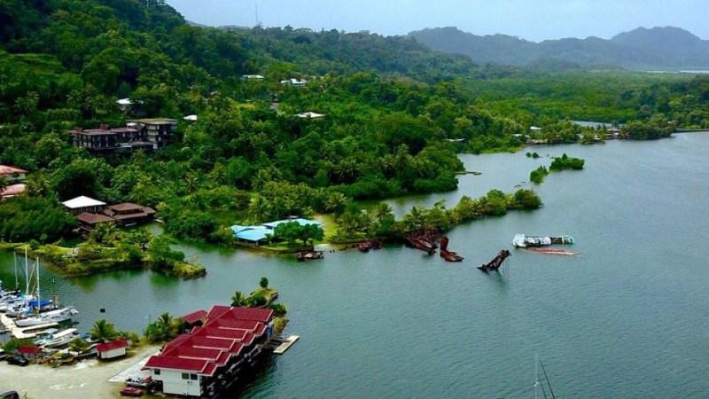 أكبر الجزر في ولايات ميكرونيزيا الموحدة