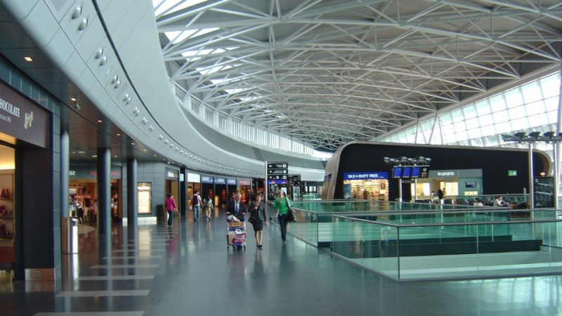 أكثر المطارات ازدحاما في سويسرا
