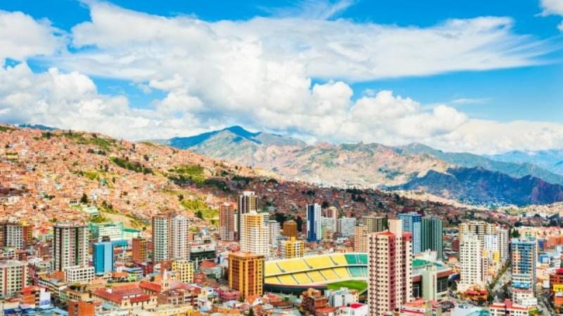 ما هي عاصمة دولة بوليفيا