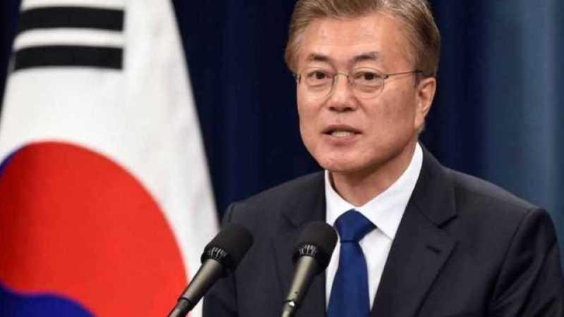 من هو رئيس دولة كوريا الجنوبية