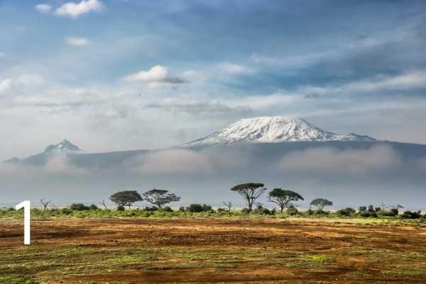 أعلى 10 حبال في قارة افريقيا