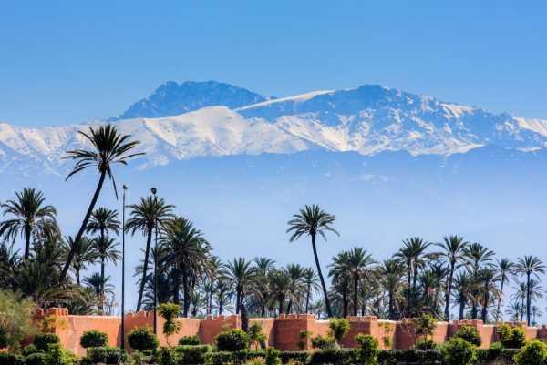 اعلى 10 جبال في العالم العربي