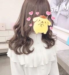 新橋キャバクラ【an_an(アンアン)】100%現役女子大生ラウンジ はるか プロフィール写真