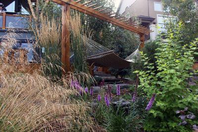 backyard-hammok