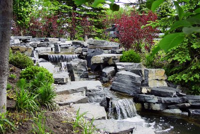 water-feature-water-fall-001