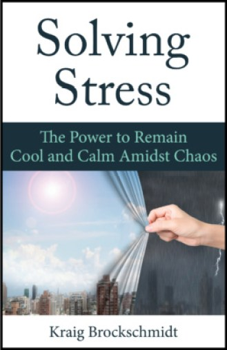 Solving Stress Book Cover