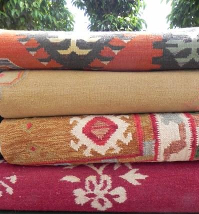 uttarpradesh woven rugs