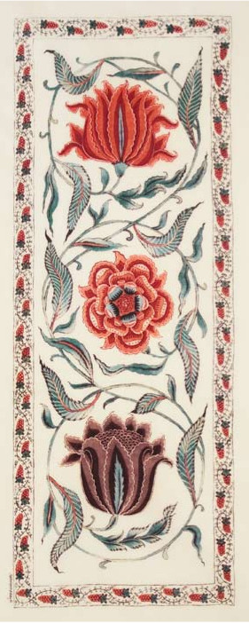 The Art of Hand Painted Chintz (9)