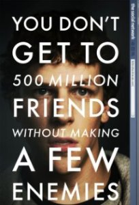 A story about the founders of the social-networking website, Facebook.