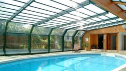 Swimming Pool Roofing Sheets​