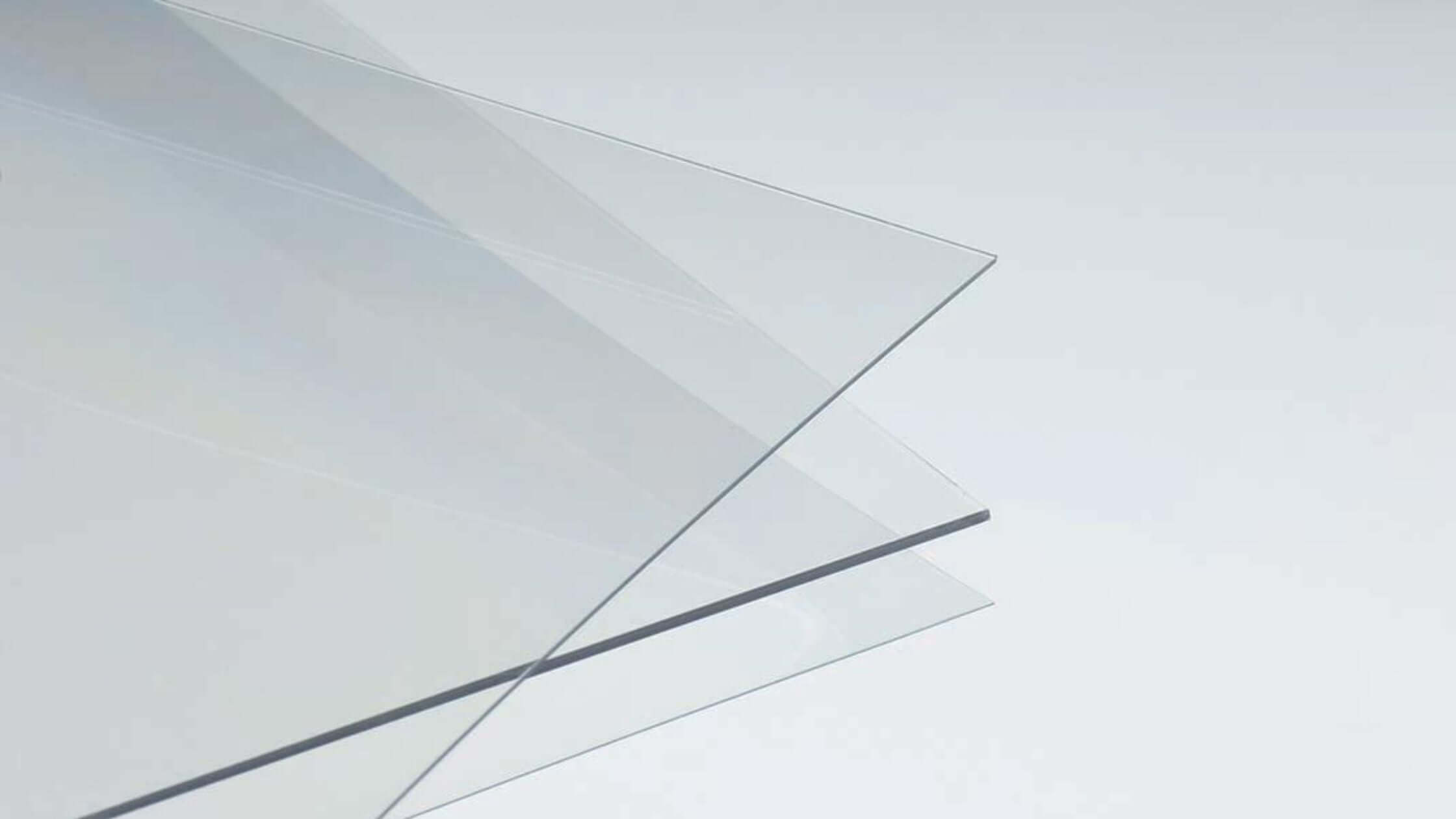 Transparent Rigid PVC Sheet (Transparent Sheet)