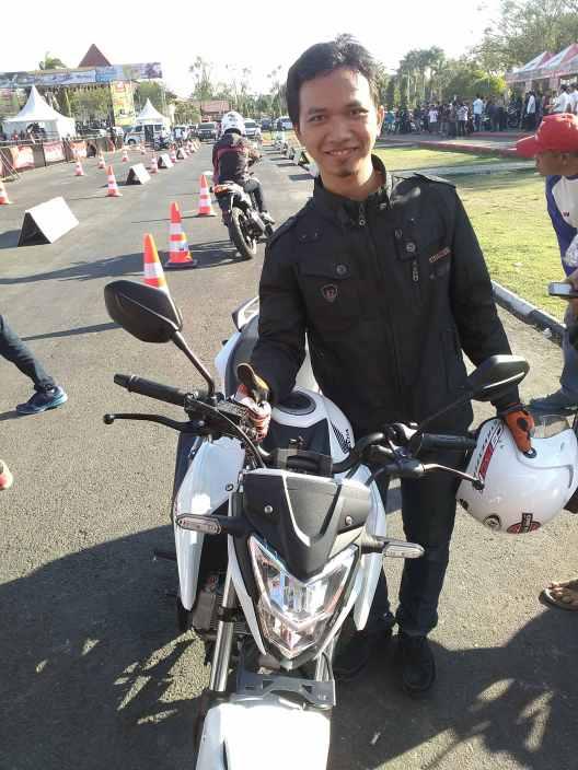 Tes Ride All New CB150R: Mesin Baru Lebih Halus!!!