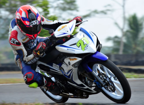 Mengintip Resep Mujarab Yamaha Jupiter Mx King 150 Motor Juara Di Kejurnas Tasikmalaya Anangcozz Blog