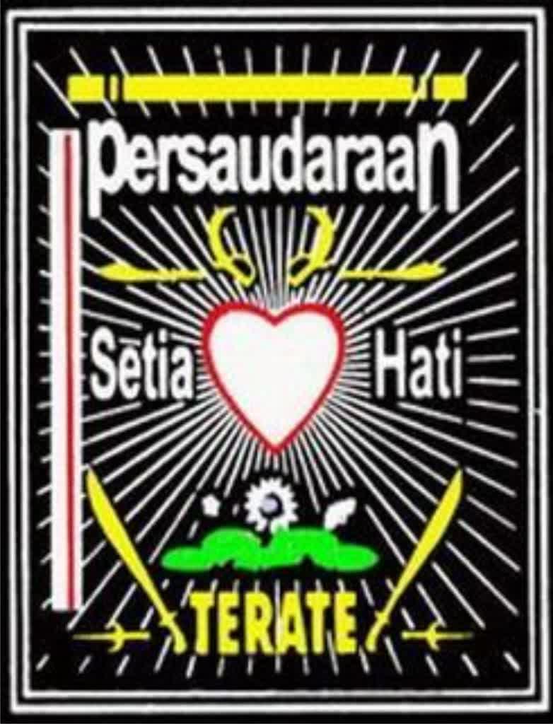 Lambang Persaudaraan Setia Hati Terate : lambang, persaudaraan, setia, terate, Lambang, Anang, Setiawan