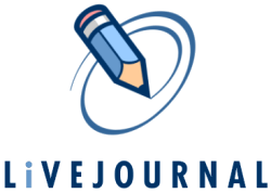 live journal logo blog