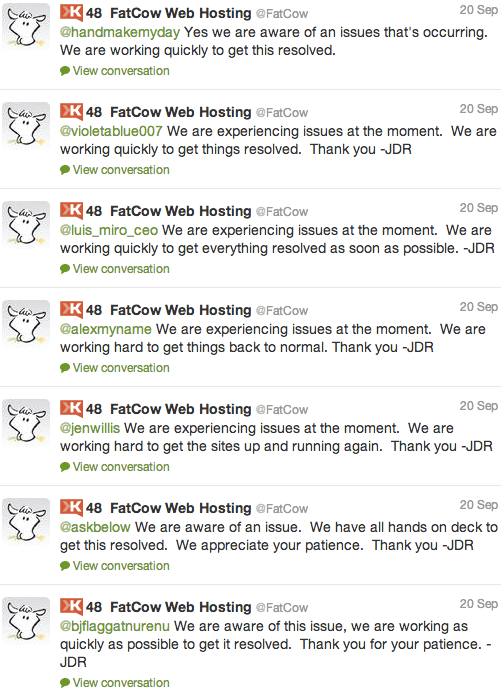 web-hosting-support-on-twitter-fatcow