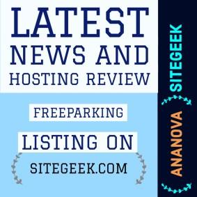 Hosting Review Freeparking