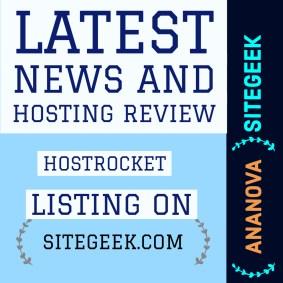 Hosting Review HostRocket