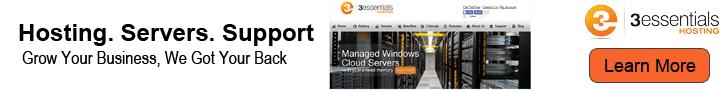 Review 3essentials hosting