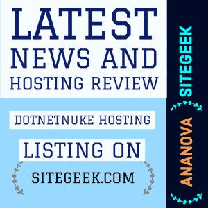 Latest News And Hosting Review DotNetNuke Hosting