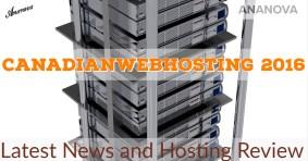 CanadianWebHosting 2016 News Archive