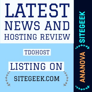 Latest News And Web Hosting Review Tdohost