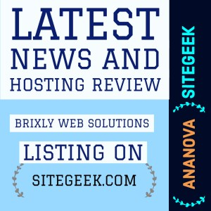 Latest News And Web Hosting Review Brixly Web Solutions