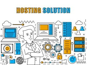 Customer-Centric Web Hosting Business