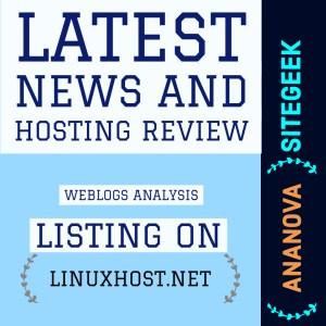 Weblogs analysis