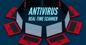 Antivirus Real-time Scanner