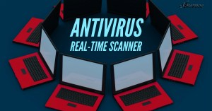 Antivirus Real-time Scanner