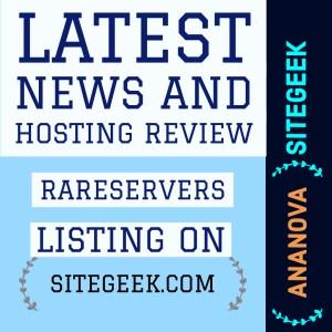 Hosting Review RareServers
