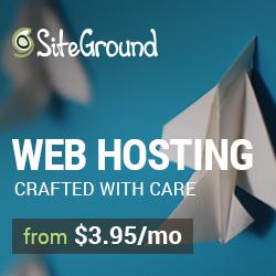 Hosting Review Siteground
