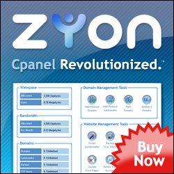 Hosting Review Zyon