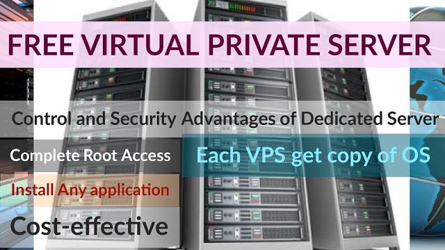 Free Virtual Private Server