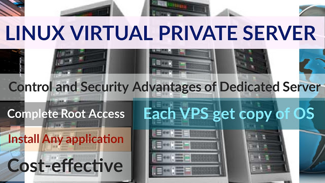 Linux Virtual Private Server