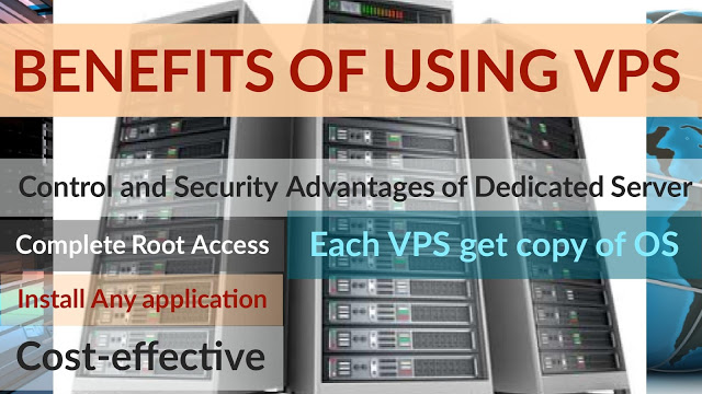 Virtual Private Server Benefits