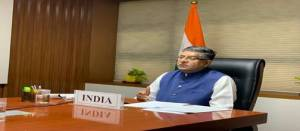 Shri Ravi Shankar Prasad, Union Minister for Electronics and Information Technology