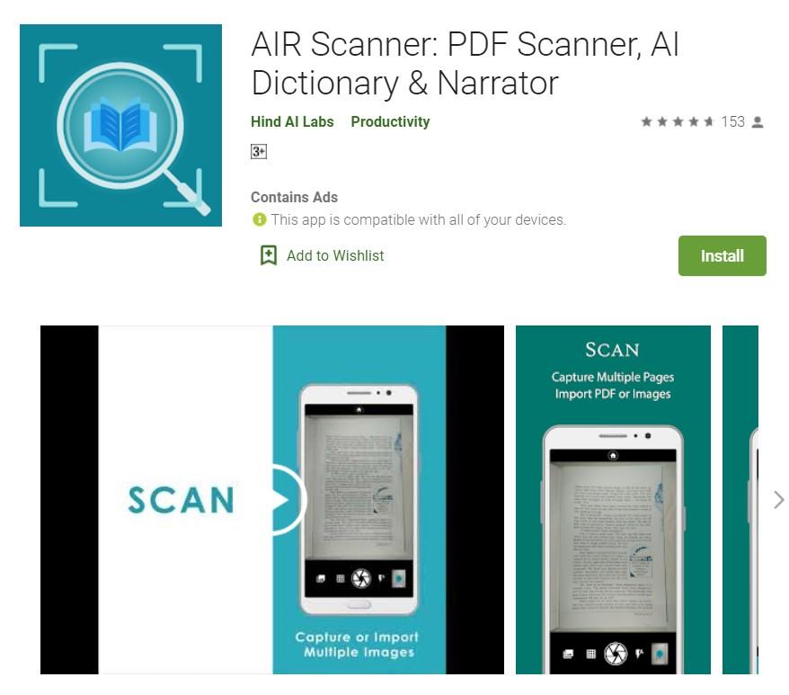 AIR Scanner