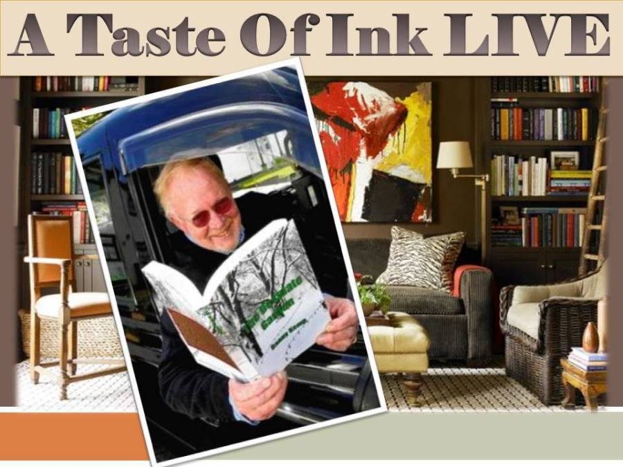A Taste Of Ink LIVE with Author Danny Kemp