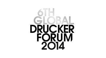 GPDF14 Global Peter Drucker Forum 2014 Vienna Austria