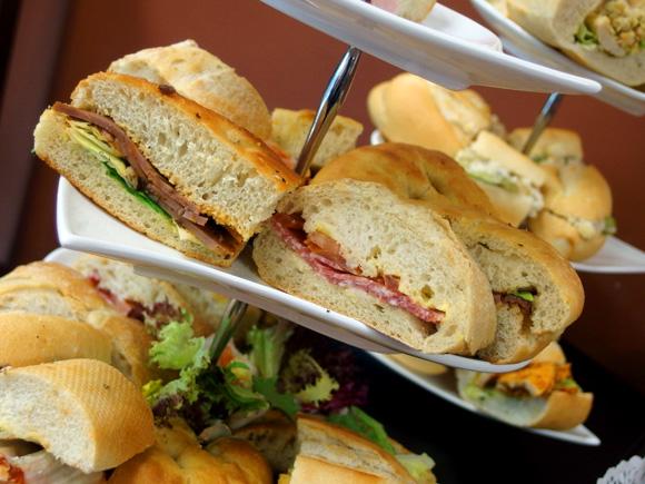 Sandwiches, Snuggle Muffin